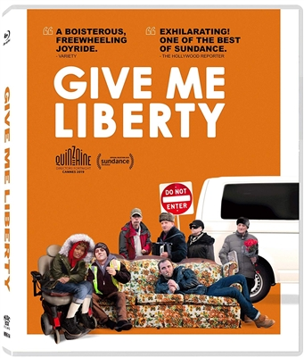 Give Me Liberty 01/20 Blu-ray (Rental)