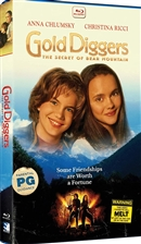 (Pre-order - ships 03/09/21) Gold Diggers - The Secret Of Bear Mountain 02/21 Blu-ray (Rental)