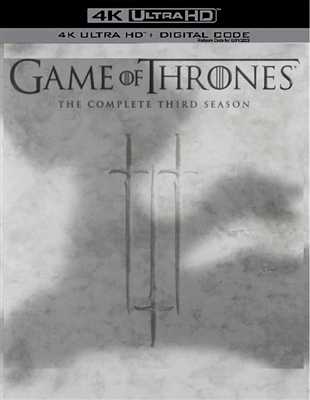 Game of Thrones Season 3 Disc 1 4K UHD Blu-ray (Rental)