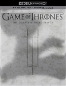 Game of Thrones Season 3 Disc 3 4K UHD Blu-ray (Rental)