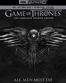 Game of Thrones Season 4 Disc 4 4K UHD Blu-ray (Rental)