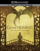 Game of Thrones Season 5 Disc 1 4K UHD Blu-ray (Rental)