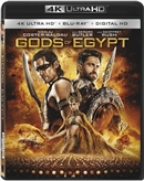 Gods of Egypt 4K UHD Blu-ray (Rental)