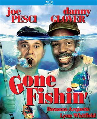 Gone Fishin' 10/19 Blu-ray (Rental)