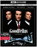 GoodFellas 4K UHD Blu-ray (Rental)