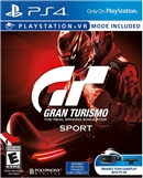 Gran Turismo Sport PS4 Blu-ray (Rental)