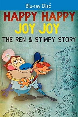 Happy Happy Joy Joy - The Ren & Stimpy Story 09/20 Blu-ray (Rental)