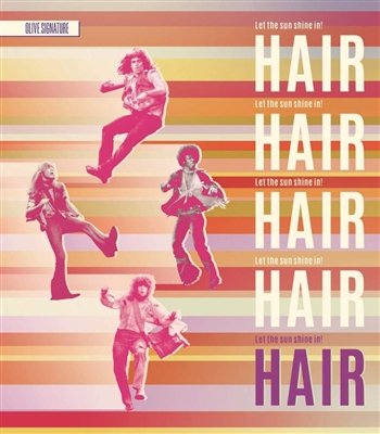Hair (Olive Signature) 06/20 Blu-ray (Rental)