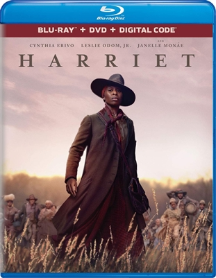 (Releases 2020/01/28) Harriet 01/20 Blu-ray (Rental)