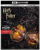 Harry Potter and the Deathly Hallows: Part 1 4K UHD Blu-ray (Rental)