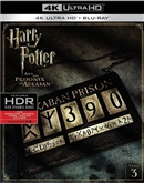 Harry Potter and the Prisoner of Azkaban 4K UHD Blu-ray (Rental)