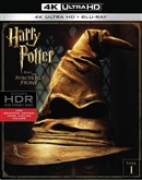 Harry Potter and the Sorcerer's Stone 4K UHD Blu-ray (Rental)