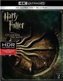 Harry Potter and the Chamber of Secrets 4K UHD Blu-ray (Rental)