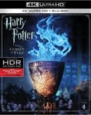 Harry Potter and the Goblet of Fire 4K UHD Blu-ray (Rental)