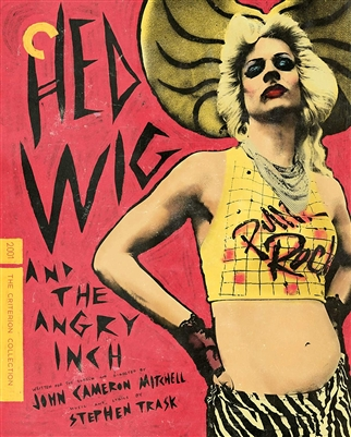Hedwig and the Angry Inch 05/19 Blu-ray (Rental)