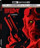 (Releases 2019/10/15) Hellboy (15th Anniversary) 4K UHD 08/19 Blu-ray (Rental)