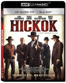 Hickok 4K UHD Blu-ray (Rental)