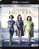 Hidden Figures 4K UHD Blu-ray (Rental)