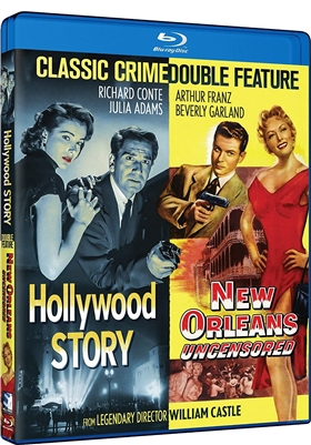 Hollywood Story / New Orleans Uncensored 04/20 Blu-ray (Rental)