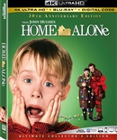 HOME ALONE 4K UHD 09/20 Blu-ray (Rental)