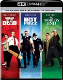 Hot Fuzz 4K UHD 07/19 Blu-ray (Rental)