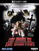 House By The Cemetery 4K UHD 06/20 Blu-ray (Rental)
