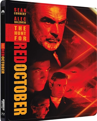(Pre-order - ships 02/25/20) Hunt for Red October (Collector's Edition) 4K Blu-ray (Rental)