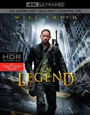 I Am Legend 4K Blu-ray (Rental)