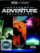 IMAX: Extreme Adventure Collection 4K UHD Blu-ray (Rental)