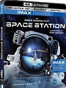 IMAX: Space Station 4K UHD 05/19 Blu-ray (Rental)