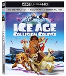 Ice Age: Collision Course 4K UHD Blu-ray (Rental)