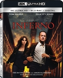 Inferno 4K UHD Blu-ray (Rental)