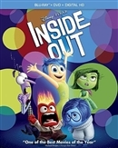 Inside Out Disc 2 Bonus Material - Special Features Blu-ray (Rental)