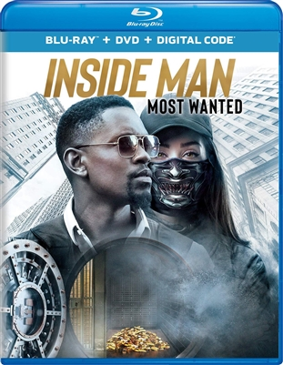 (Pre-order - ships 09/24/19) Inside Man: Most Wanted 09/19 Blu-ray (Rental)