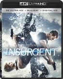 Insurgent 4K UHD 06/16 Blu-ray (Rental)