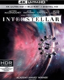 Interstellar 4K UHD Blu-ray (Rental)