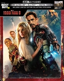 Iron Man 3 4K 07/19 (U.S. Release) Blu-ray (Rental)