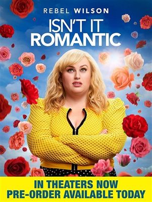 Isn't It Romantic 05/19 Blu-ray (Rental)
