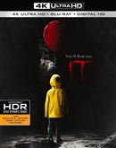 It 4K UHD Blu-ray (Rental)