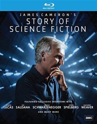 James Cameron's Story of Science Fiction Disc 1 Blu-ray (Rental)