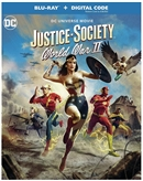 (Pre-order - ships 05/11/21) Justice Society: World War II Blu-ray (Rental)