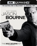 Jason Bourne 4K UHD Blu-ray (Rental)