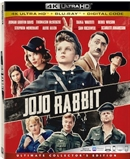 (Releases 2020/02/18) JoJo Rabbit 4K 01/20 Blu-ray (Rental)