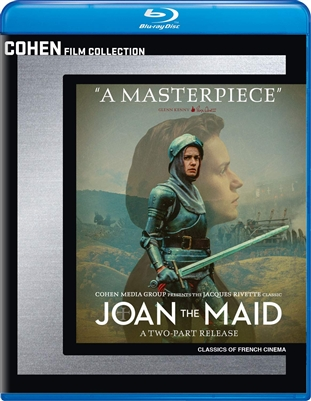 Joan the Maid 10/19 Blu-ray (Rental)