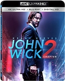 John Wick: Chapter 2 4K UHD Blu-ray (Rental)