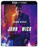 John Wick: Chapter 3 - Parabellum 4K 08/19 Blu-ray (Rental)