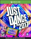 Just Dance 2017 Xbox One Blu-ray (Rental)