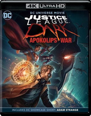 Justice League Dark: Apokolips War 4K UHD Blu-ray (Rental)