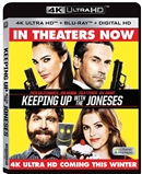 Keeping Up with the Joneses 4K 12/16 Blu-ray (Rental)