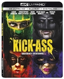Kick Ass 4K UHD Blu-ray (Rental)